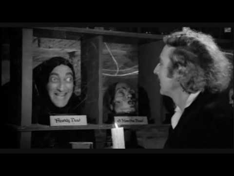 My edit of Mel Brooks' classic comedy Young Frankenstein presented in five minutes for OctoberFest at Cinema Styles ( http://cinemastyles.blogspot.com ).