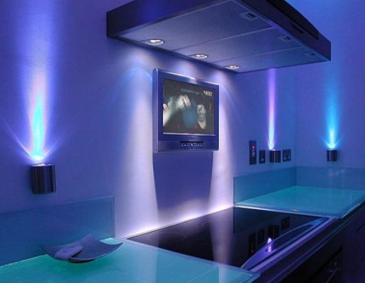 Stunning Digital Kitchen Ceiling Light Fixtures Ideas ~ http://lanewstalk.com/modern-designs-of-kitchen-ceiling-lights/
