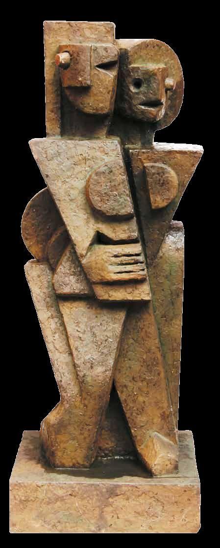 Exposition de sculptures d'Anton LAVINSKI - Art Actuel