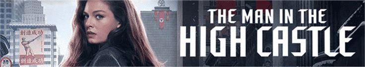 Bannière de la série The Man in the High Castle - Découvrez toutes les infos sur Gold'n Blog (gold-n-blog.fr) !