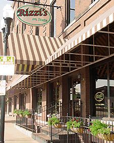 Rizzi's on State Street in Peoria, IL is a favorite local Italian restaurant
