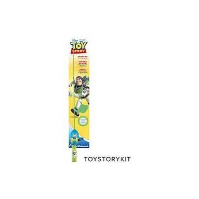 Shakespeare Rod/Reel Kit Toy Story