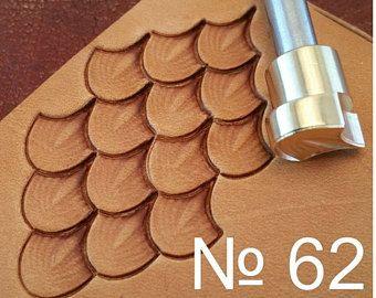 Herramientas para artesanías. Sello 75