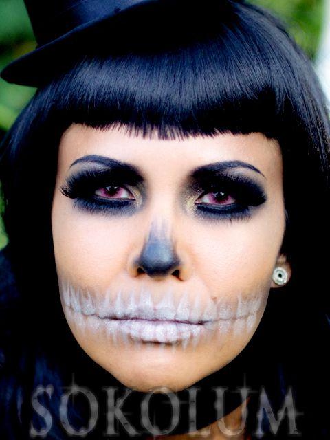 259 best Costume makeup images on Pinterest   Halloween ideas, Fx ...