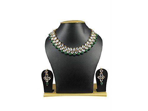 Ddivaa Indian Bollywood Exclusive Green Pearls Gold Plate... https://www.amazon.com/dp/B01NCYHL0A/ref=cm_sw_r_pi_dp_x_hbwbAbXBW0GX8