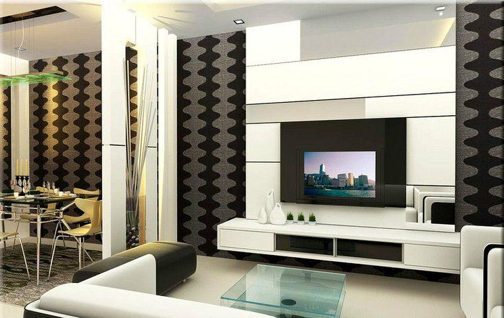 25+ best ideas about Modern tv units on Pinterest  Modern  -> Tv Sideboard Designs