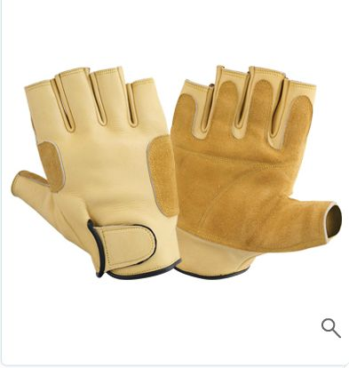 Anti Vibration Gloves Art No: KLI-5008 Size: S/M/L/XL MOQ: 10 Piece  Description: Finger Less Glove Palm Soft CowHide With Extra Suede Leather & Gel Padding , Velcro Closure.  For Sample & Custom Anti Vibration Gloves Order PM Or Email Us shafique@klinds.com  Website http://SafetyInStyles.com/  #KLI5008 #KLI #KomarooLeatherIndustry #KomarooLeather #LeatherIndustry #AntiVibrationGloves #AntiVibration #Gloves #FingerLessGlove #FingerLess #Glove #PalmSoftCowHide #PalmSoft #CowHide #SuedeLeather