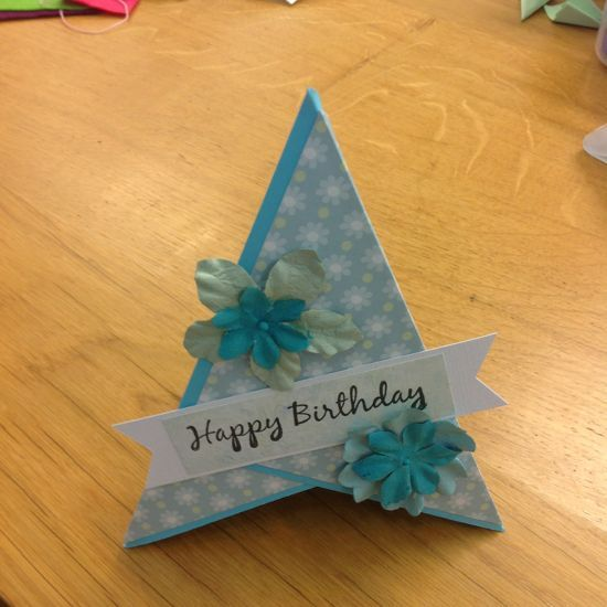 teepee craft template - how to make a teepee card via guidecentral visit www
