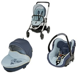 Trio Bebe Confort Elea 2012 Playfull Grey + Creatis.Fix to 579 € instead of 799 €!  Elea pushchair + Carrycot + Car Seat Windoo Creatis + Carry-coordinate.  The rigid shell protects babies in Elea, while the soft padding ensures comfortable walking.  http://www.lachiocciolababy.it/bambino/trio_bebe_confort_elea_2012-4144.htm