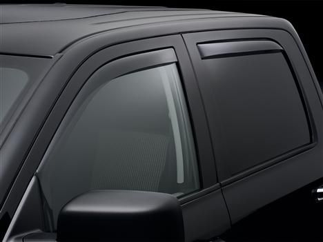 2014 Dodge Ram Truck 1500 Weathertech Side Window