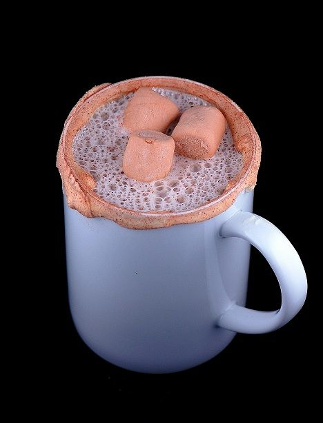 Snickerdoodle Hot Cocoa    http://www.culinaryconcoctionsbypeabody.com/2012/01/19/snickerdoodle-cocoa/