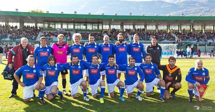 Professione calciatore, Hobby... Musica! Grande giornata :) #nazcantanti #TrentinoforNepal