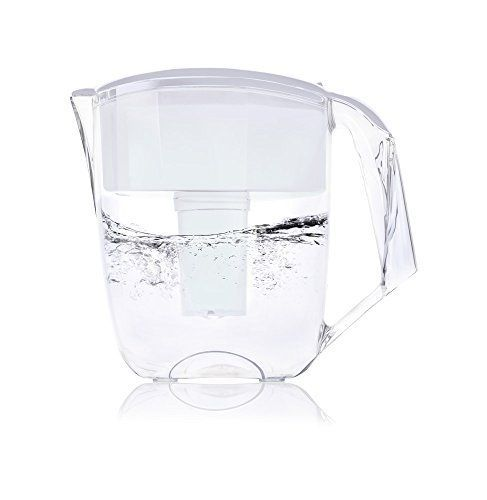 Ecosoft Water Filter Pitcher Jug Bpa Free Patent Commercial