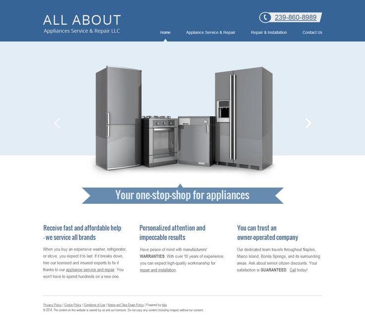 All About Appliances Service u0026 Repair LLC