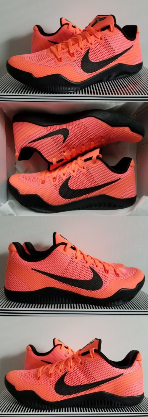 Men 158971: Nike Kobe 11 Xi Low Bright Mango Barcelona Elite Size 11.5 -> BUY IT NOW ONLY: $95.99 on eBay!