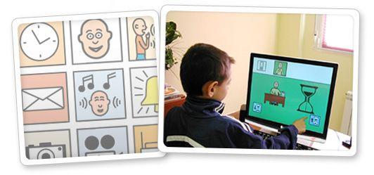 Azahar es un conjunto de 10 aplicaciones gratuitas y personalizables que permiten a personas con autismo y/o discapacidad intelectual mejorar su comunicación, la planificación de sus tareas y disfrutar de sus actividades de ocio.
