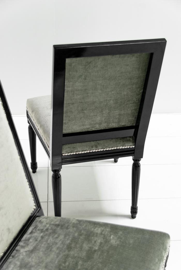 Bordeaux Square Dining Chair by ModShop