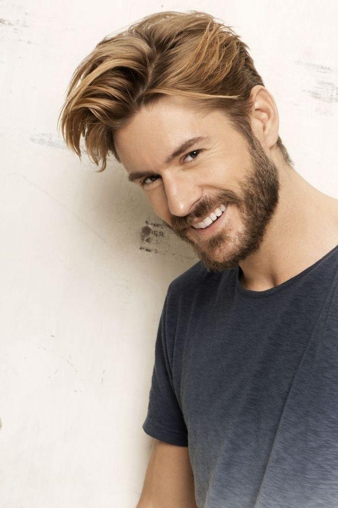 Einfach Besten Haarschnitt Fur Langliches Gesicht Manner Coole Frisuren Herrenfrisuren Frisuren