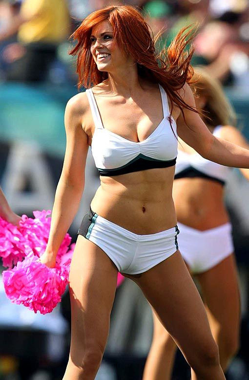 Photos mature philadelphia eagles cheerleaders