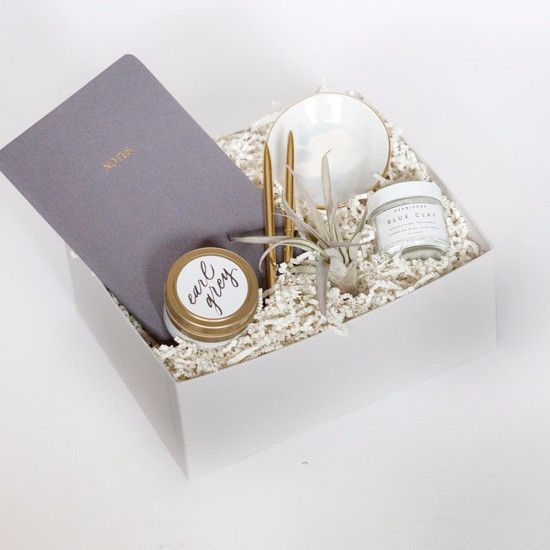 bridesmaid gifts, bridesmaid gift boxes, curated luxury gift box, thank you gifts, hostess gifts, engagement gifts, client gifts