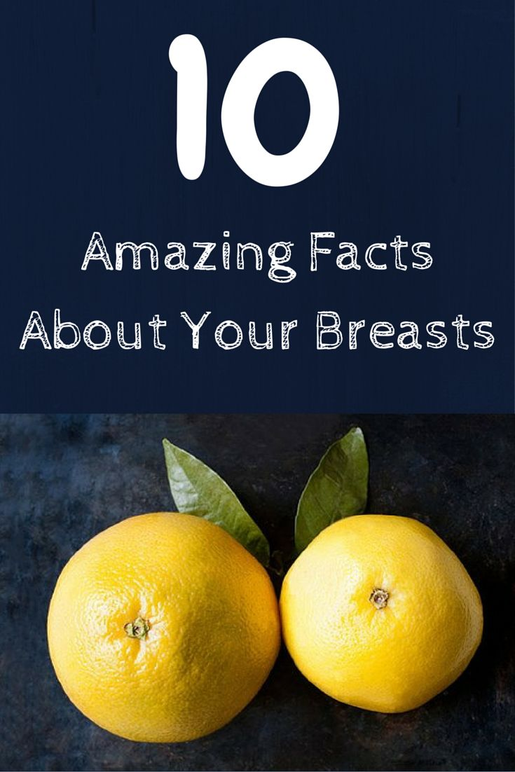 There's More to Breasts Than You Might Think #womenshealth #breasthealth #sexualhealth #everydayhealth | everydayhealth.com