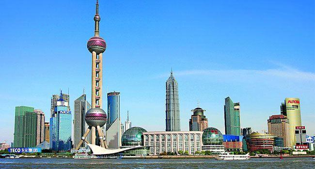 Shanghai Oriental Pearl TV Tower