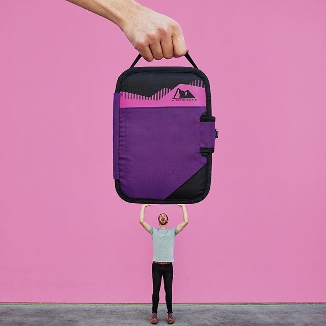 Our Zipperless Lunch Bags are kind of a big deal....