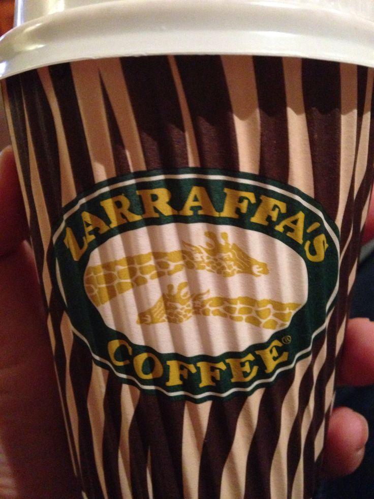 A Zarraffas Chai latte