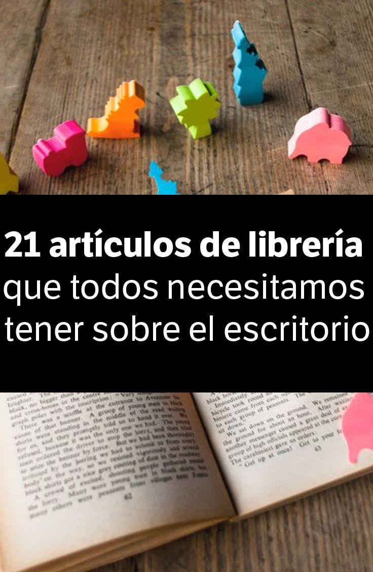21 artículos de librería lindos y divertidos que todos necesitamos tener sobre el escritorio http://elmeme.me/mariarambla/21-articulos-de-libreria-que-todos-necesitamos-tener-sobre-el-escritorio_56877