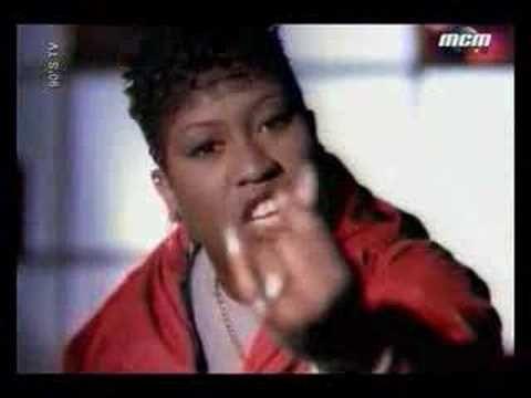 ▶ MC Lyte & Missy Elliott - Cold Rock a Party - YouTube