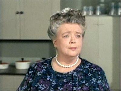 Frances Bavier, 1902-1989