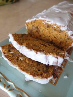 Carrot Cake Sans Gluten & Sans Lactose