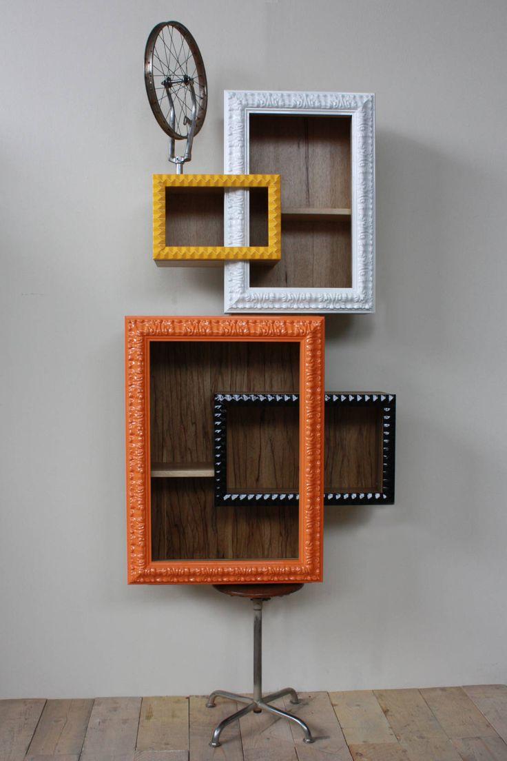 Come realizzare un mobile con materiale di recupero. #DIY #riciclo #arredocasa https://www.homify.it/librodelleidee/319474/come-realizzare-un-mobile-con-materiale-di-recupero