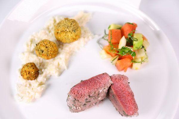 Salt Crusted Lamb Tenderloin by Jacqueline Marquez | Weight Watcher ...