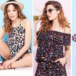 Moda primavera verano 2018 | 25 vestidos de la colección Vitamina primavera verano 2018: cortos, largos, en diversidad de materiales y para toda ocasión. Moda 2018 vestidos.
