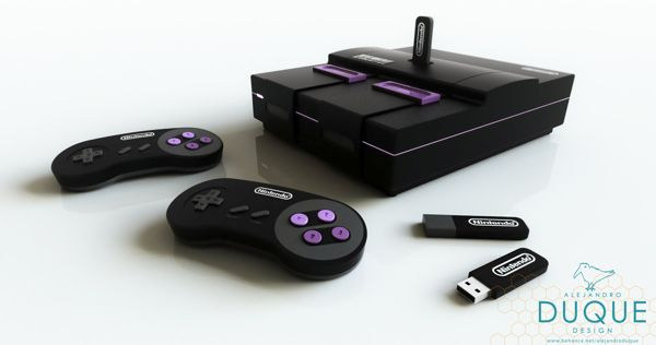 What If The 'Super Nintendo' Was Designed Today?