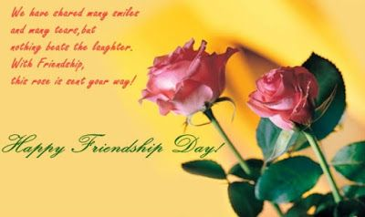 happy friendship day date