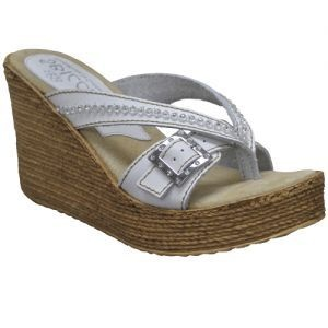 Cute shoes for summer.