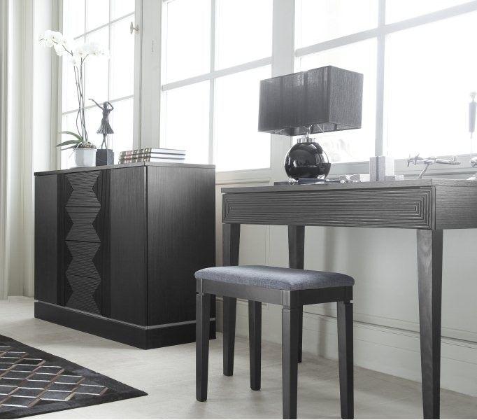 Sublime coiffeuse design avec tiroir laissez vous - Grande coiffeuse meuble ...