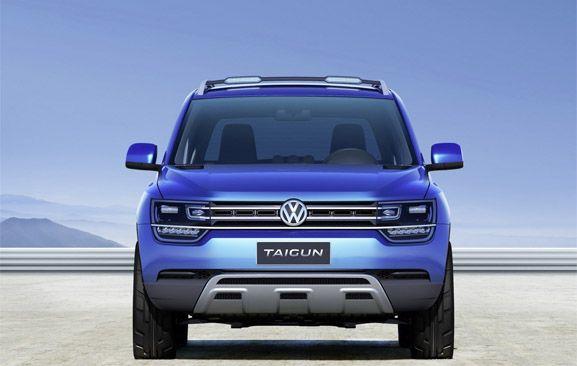Volkswagen Taigun To Be Showcased In Auto Expo - Cargaze