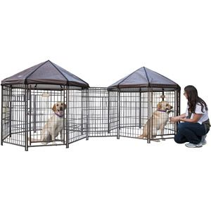 1000 images about for the dogs on pinterest heated dog for Heated gazebo