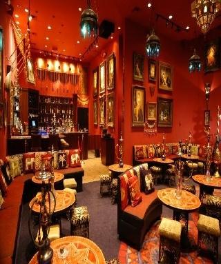 Awesome hookahs and lounges on pinterest - Shisha bar lounge mobel ...