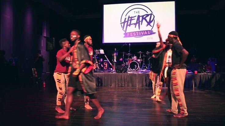 "Black Stars Entertainment presents ""Africa vs. Africa"""