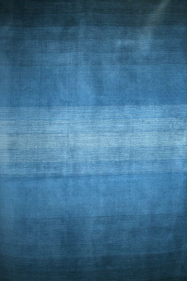 Blu Pianura Tufted a mano Tappeti TPT-30250 X 300 CM ( 8'x10′ ) | Arts of India – Italy