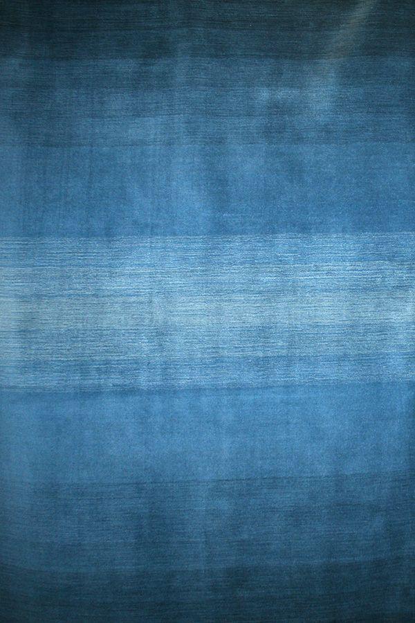 Blu Pianura Tufted a mano Tappeti TPT-30250 X 300 CM ( 8'x10′ ) | Arts of India – Italy