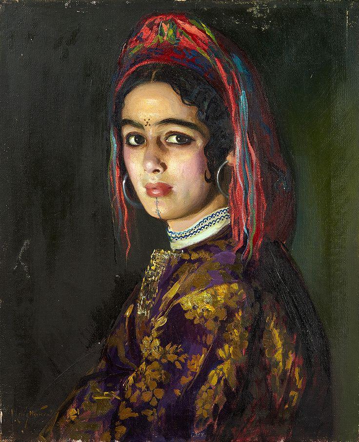 les 2317 meilleures images du tableau orientalisme sur pinterest peinture orientaliste. Black Bedroom Furniture Sets. Home Design Ideas