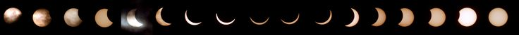 https://flic.kr/p/rqBhsJ | Solar Eclipse Sequence 20/03/2015 From Chopwell, NE England | Despite  a little problem with some clouds here in Chopwell, I am quite pleased with this result.  About 200 photos where taken with a Canon 600D  500mm mirror lens with a Baader solar filter  I picked some of the best for this image