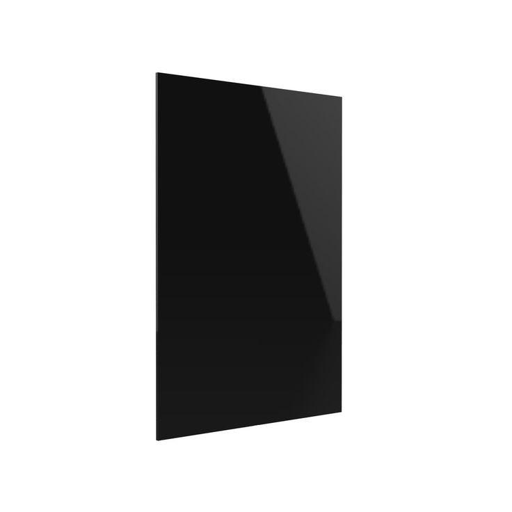 Black Acrylic Sheet Perspex Plastic Panel Material A6 A5 A4 A3