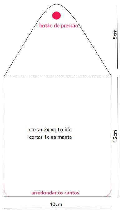 Passo a passo – Capa para celular em tecido patchwork | Rio Artes Manuais