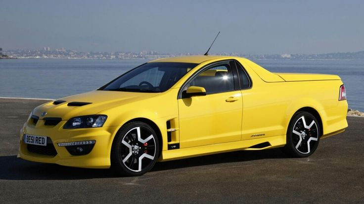 Vauxhall (HSV) Maloo.    http://vauxhall.co.uk/microapps/vxr/vxr8/clubsport-and-maloo.html